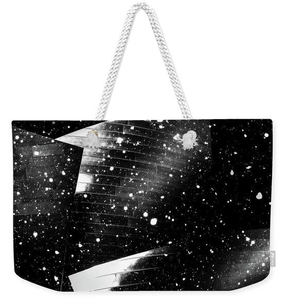 Snow Collection Set 02 Weekender Tote Bag