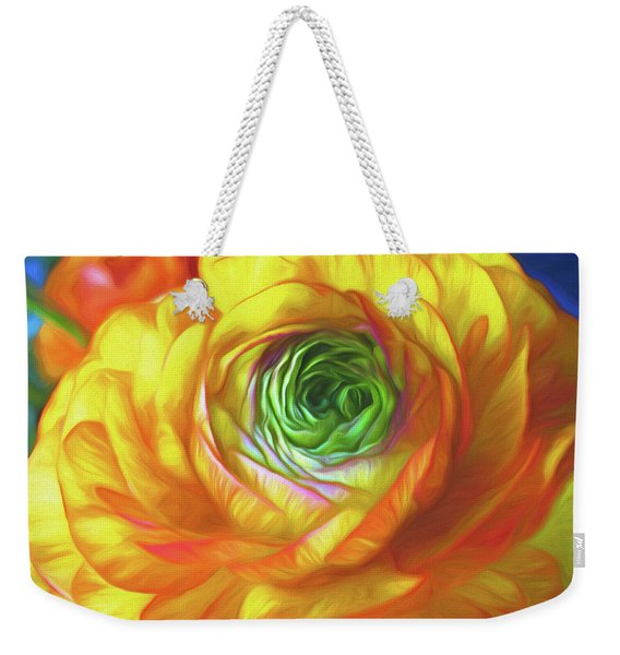 Soaking In Sunshine 7 Weekender Tote Bag