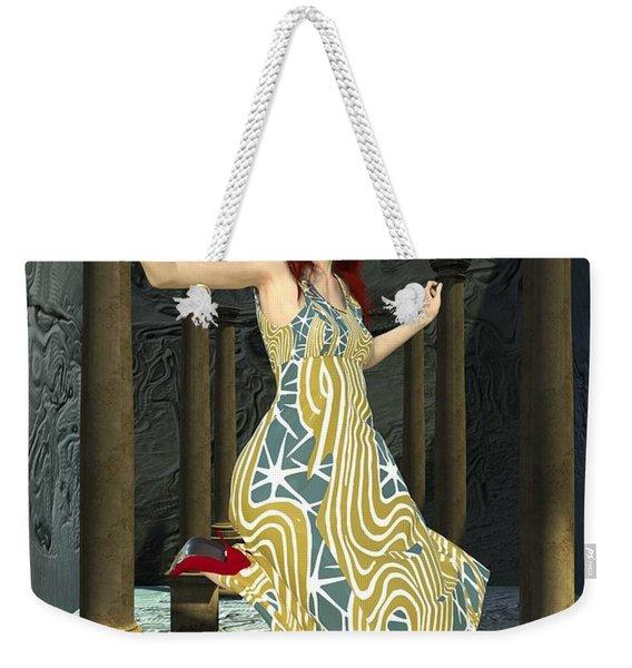 Sofia Weekender Tote Bag