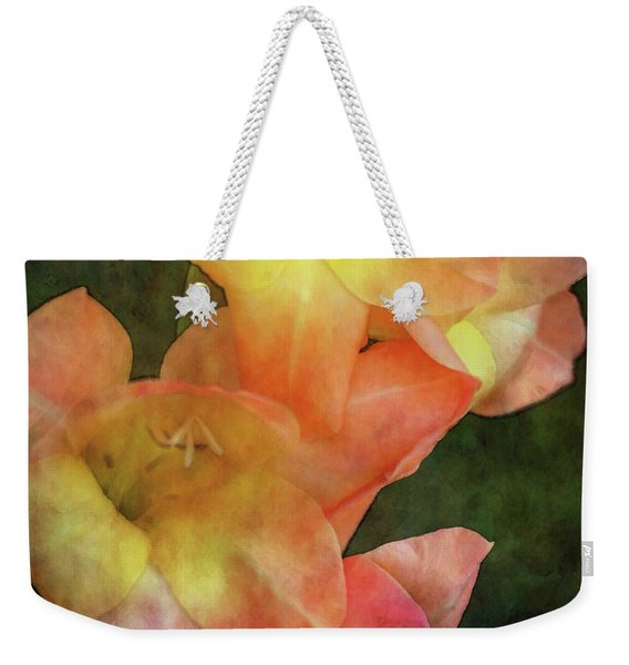 Soft Blush 2975 Idp_2 Weekender Tote Bag