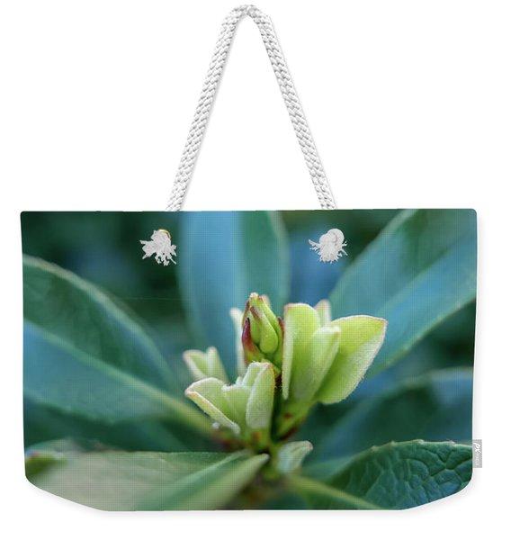 Softly Blooming Weekender Tote Bag