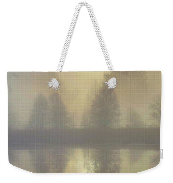 Softly Comes The Sun Weekender Tote Bag