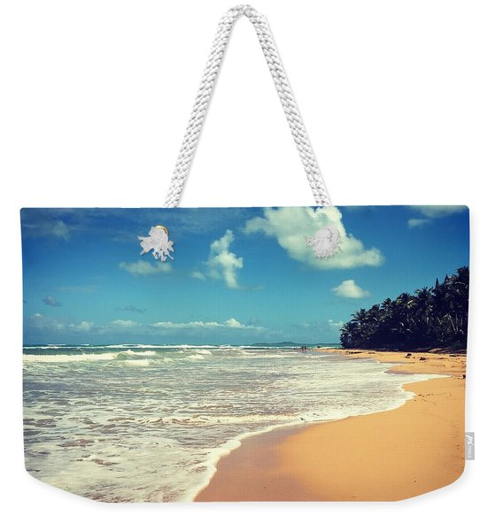 Solitude Beach Weekender Tote Bag