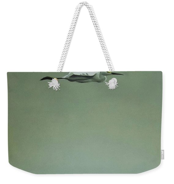 Solitude Weekender Tote Bag
