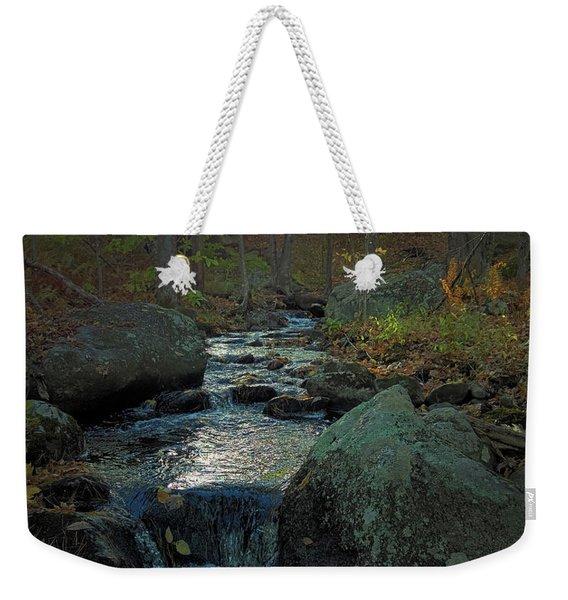 Some Enchanted Evening Weekender Tote Bag