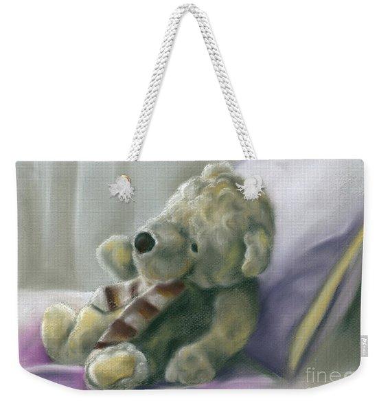 Someone Waits For Me Weekender Tote Bag