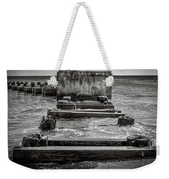 Something In The Water Weekender Tote Bag