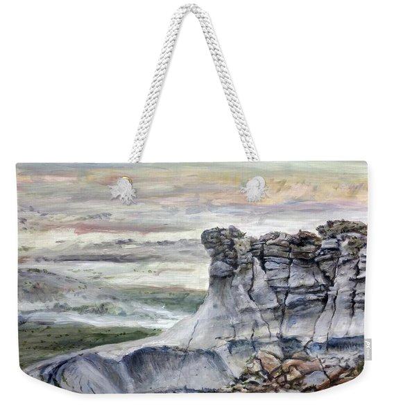 Something New Weekender Tote Bag