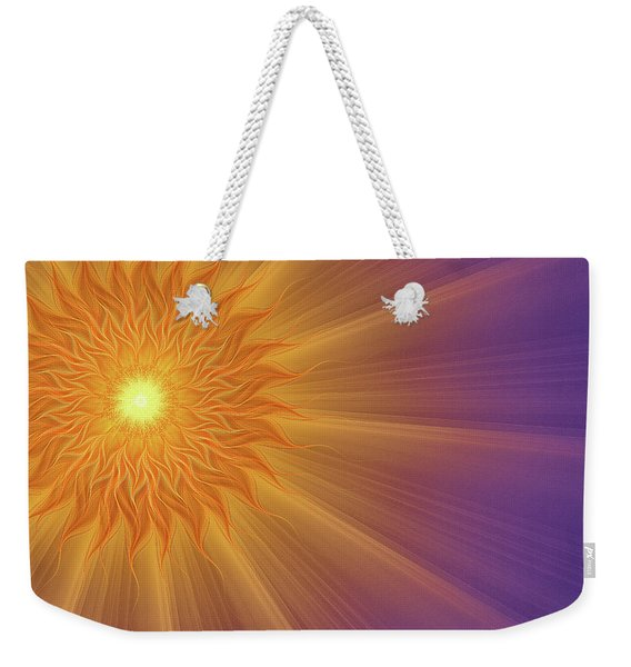 Song Of Solomon Weekender Tote Bag