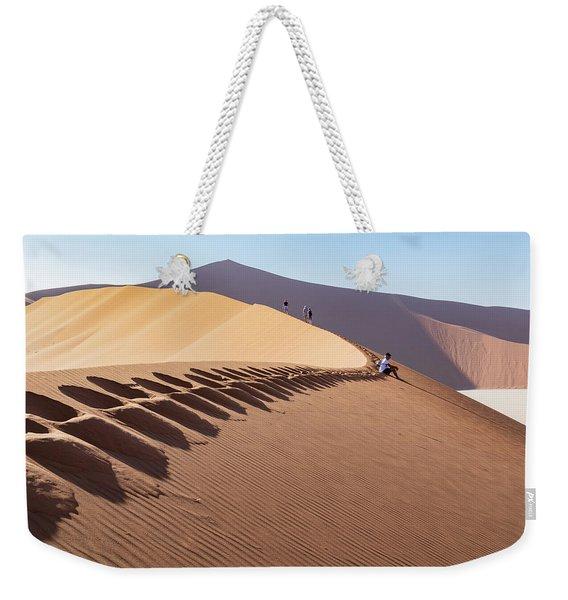Sossusvlei Desert Weekender Tote Bag