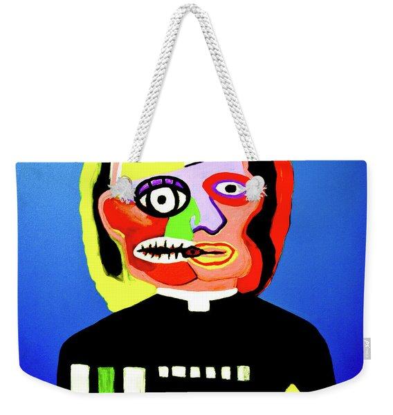 Soul Control Weekender Tote Bag