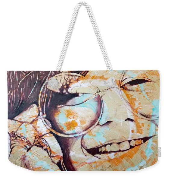Soul Sister Weekender Tote Bag