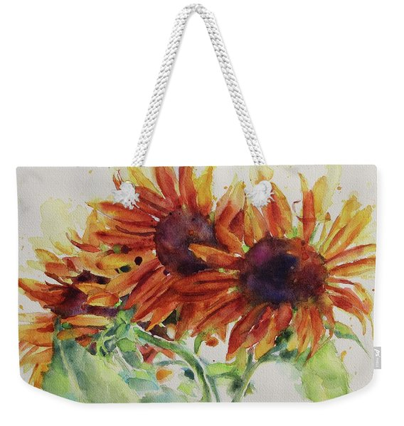Soulflowers Weekender Tote Bag