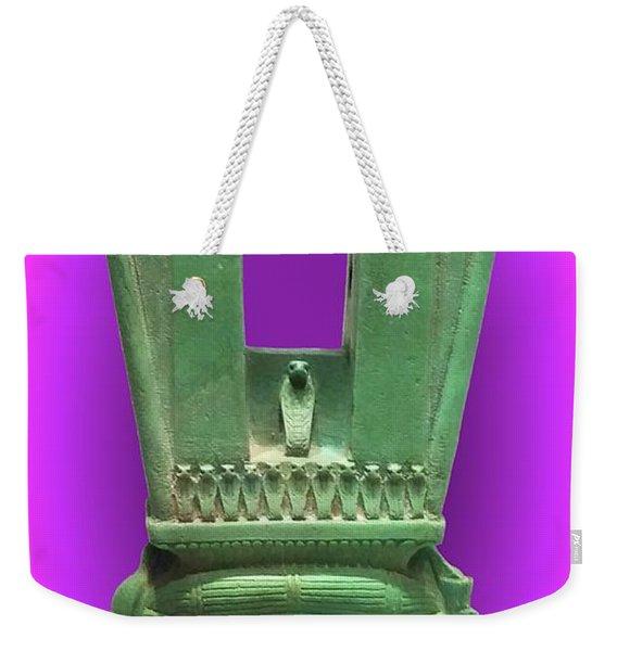 Sound Machine Of The Goddess Weekender Tote Bag