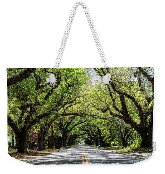 South Boundary Ave Aiken Sc Weekender Tote Bag