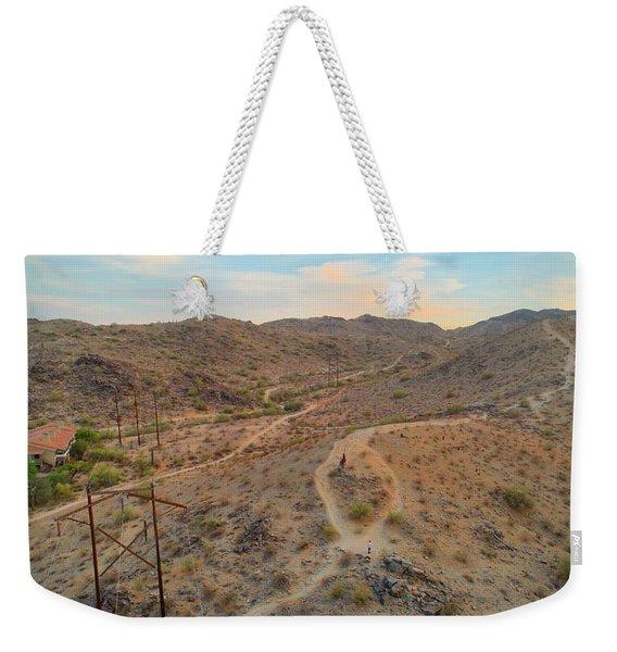 South Mountain Weekender Tote Bag