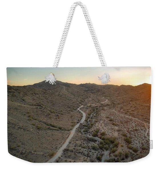 South Mountain Canyon Weekender Tote Bag