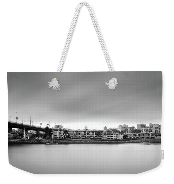 Venice Court, Vancouver Bc, Canada Weekender Tote Bag
