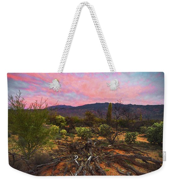 Southwest Day's End Weekender Tote Bag