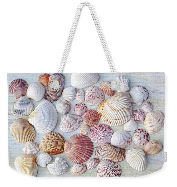 Sparkling Sea Jewels Weekender Tote Bag