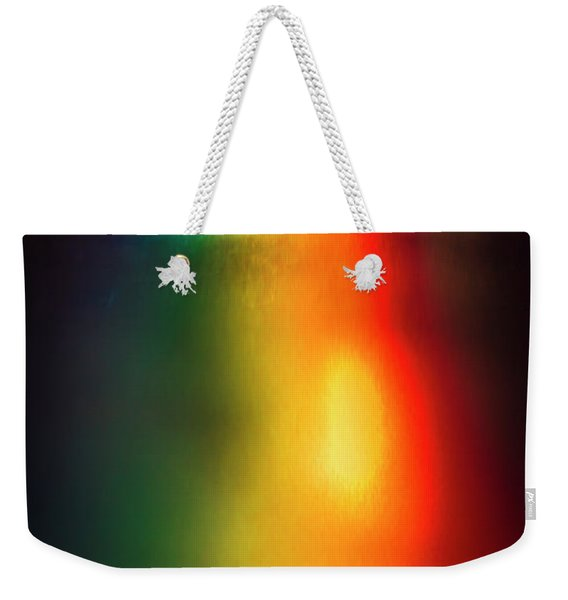 Spectrum Weekender Tote Bag