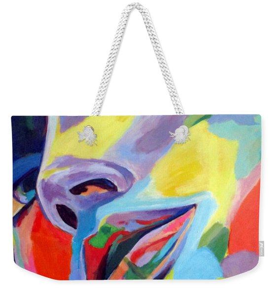 Spellbound Heart Weekender Tote Bag