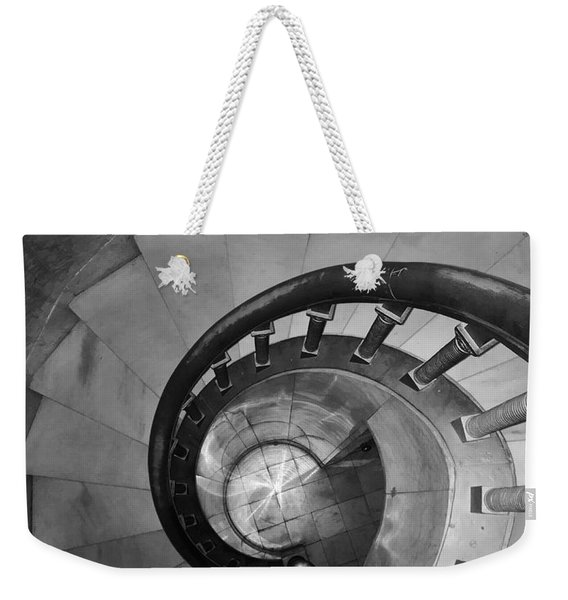 Spiral Staircase, Lakewood  Cemetary Chapel Weekender Tote Bag