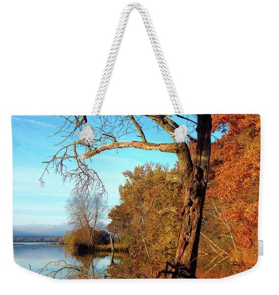 Spirit In The Tree Weekender Tote Bag