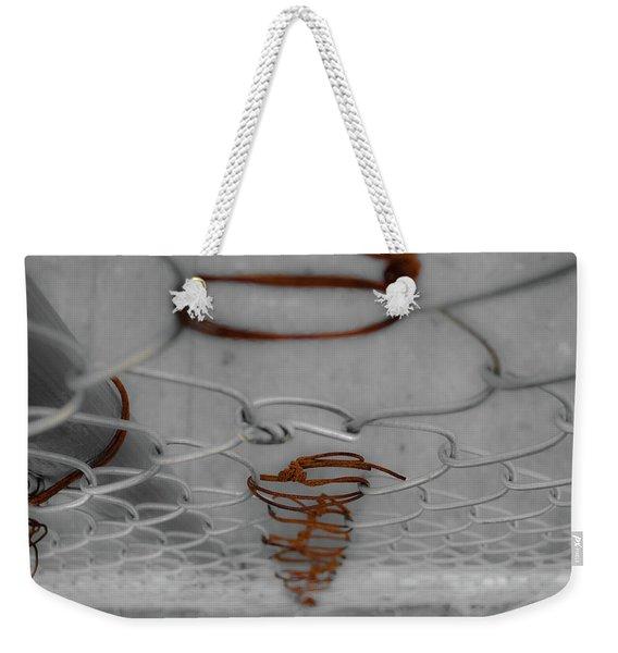 Splice Weekender Tote Bag