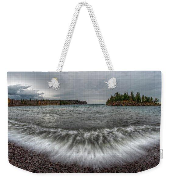 Split Rock Lighthouse State Park Weekender Tote Bag