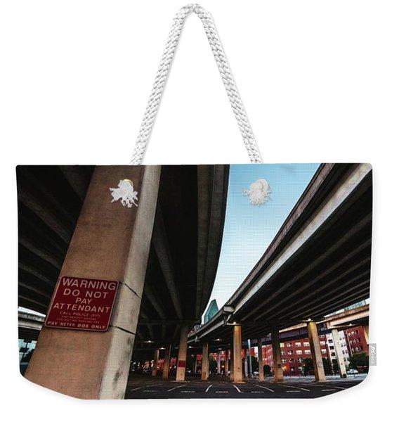 Spot 179 Weekender Tote Bag