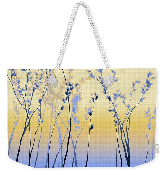 Spring Aspen Weekender Tote Bag