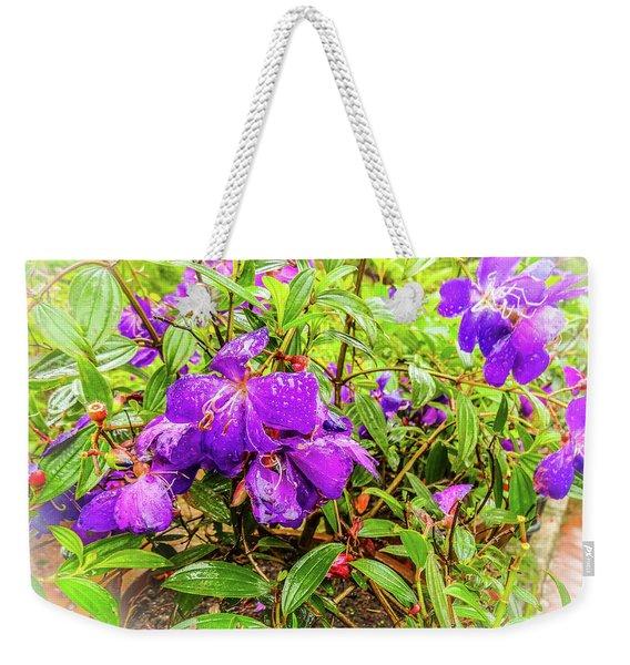 Spring Blossoms2 Weekender Tote Bag