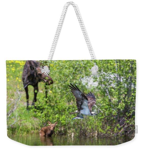 Spring Deliveries  Weekender Tote Bag