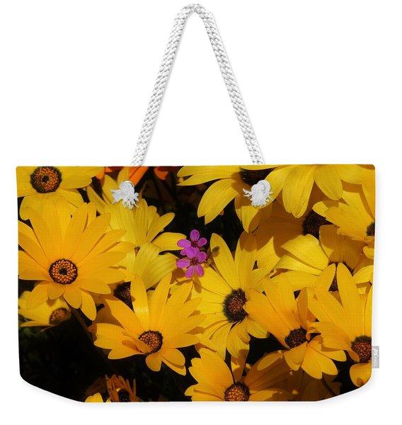 Spring In The Neighborhood Weekender Tote Bag