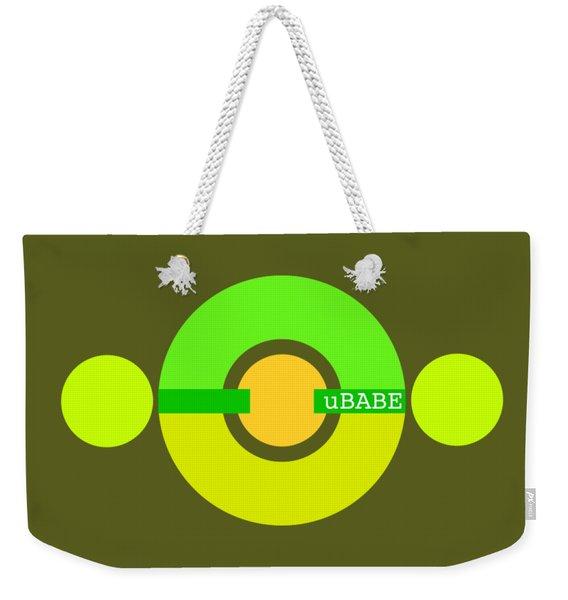 Spring Sunshine Weekender Tote Bag