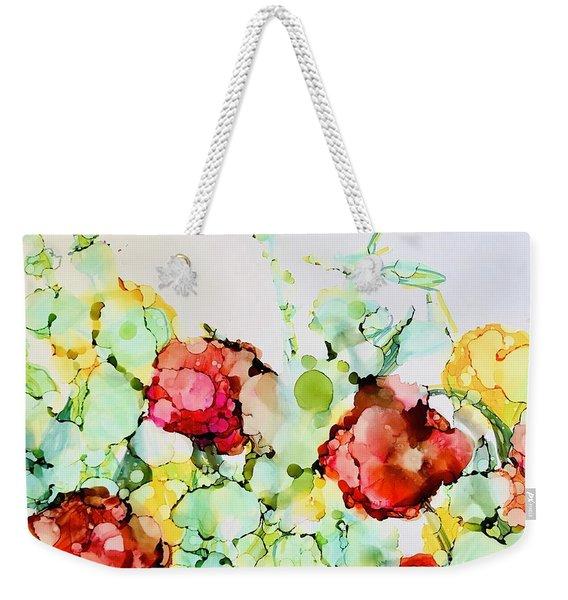 Spring To Summer Weekender Tote Bag