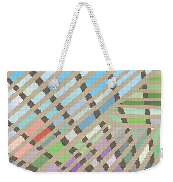 Springpanel Weekender Tote Bag
