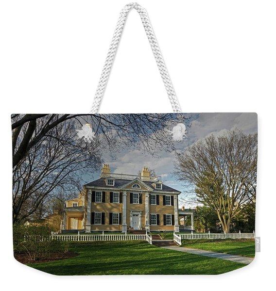Springtime At Longfellow House Weekender Tote Bag