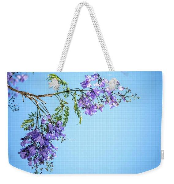Springtime Beauty Weekender Tote Bag