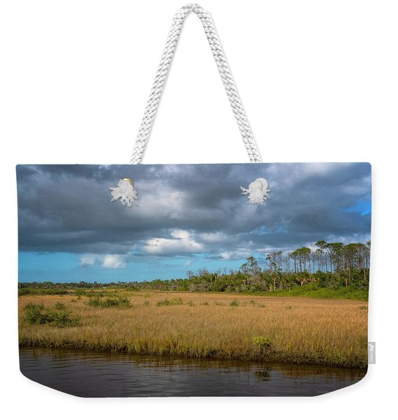 Spruce Creek Park Weekender Tote Bag