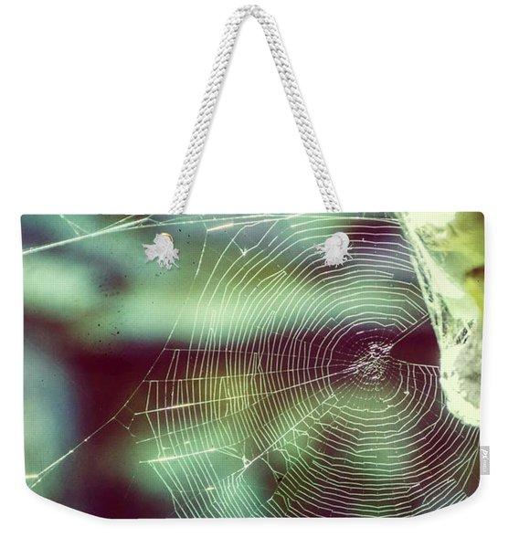 Spun Weekender Tote Bag