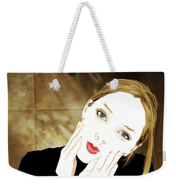 Squishyface Weekender Tote Bag