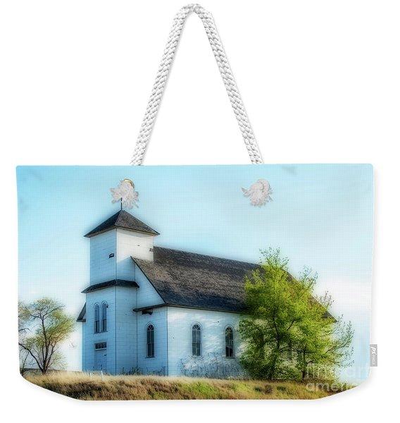 St. Agnes. Church Weekender Tote Bag
