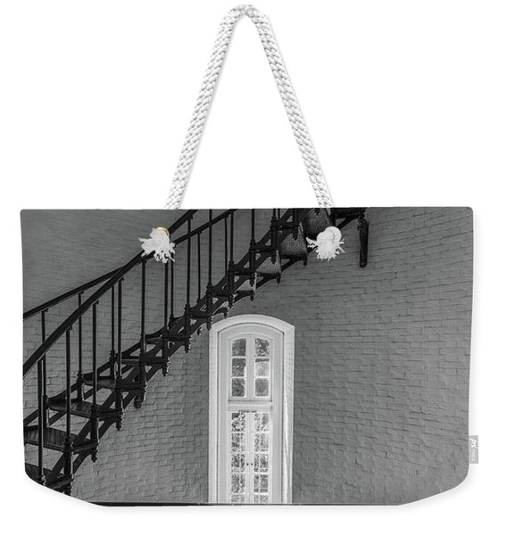 St Augustine Lighthouse Weekender Tote Bag