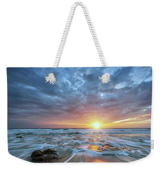 St. Augusting Sunrise  Weekender Tote Bag
