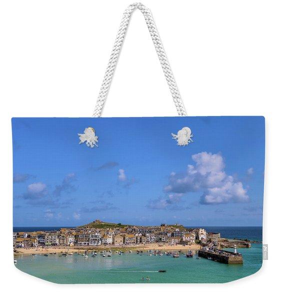 St Ives Cornwall - General View Weekender Tote Bag