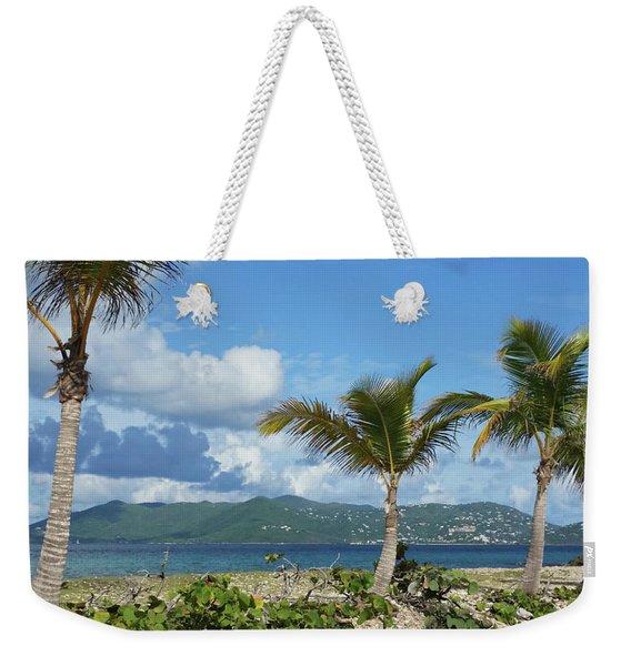 St. John View Weekender Tote Bag