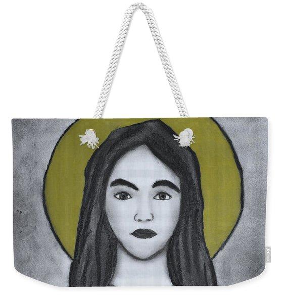 St. Philomena Weekender Tote Bag