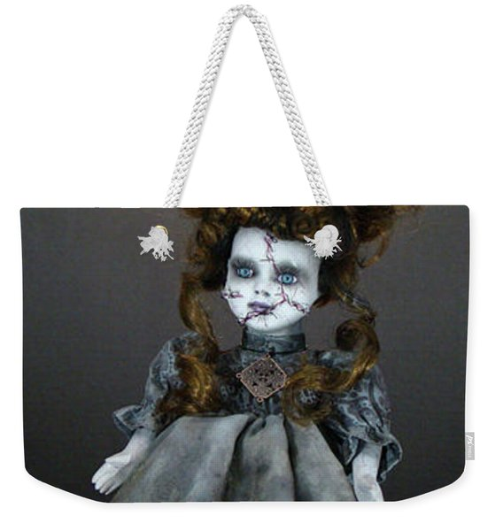 Stacey Stitches Weekender Tote Bag